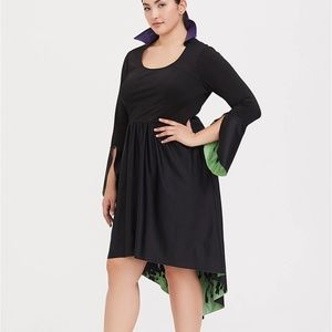 Disney Torrid Maleficient Costume/Dress 14